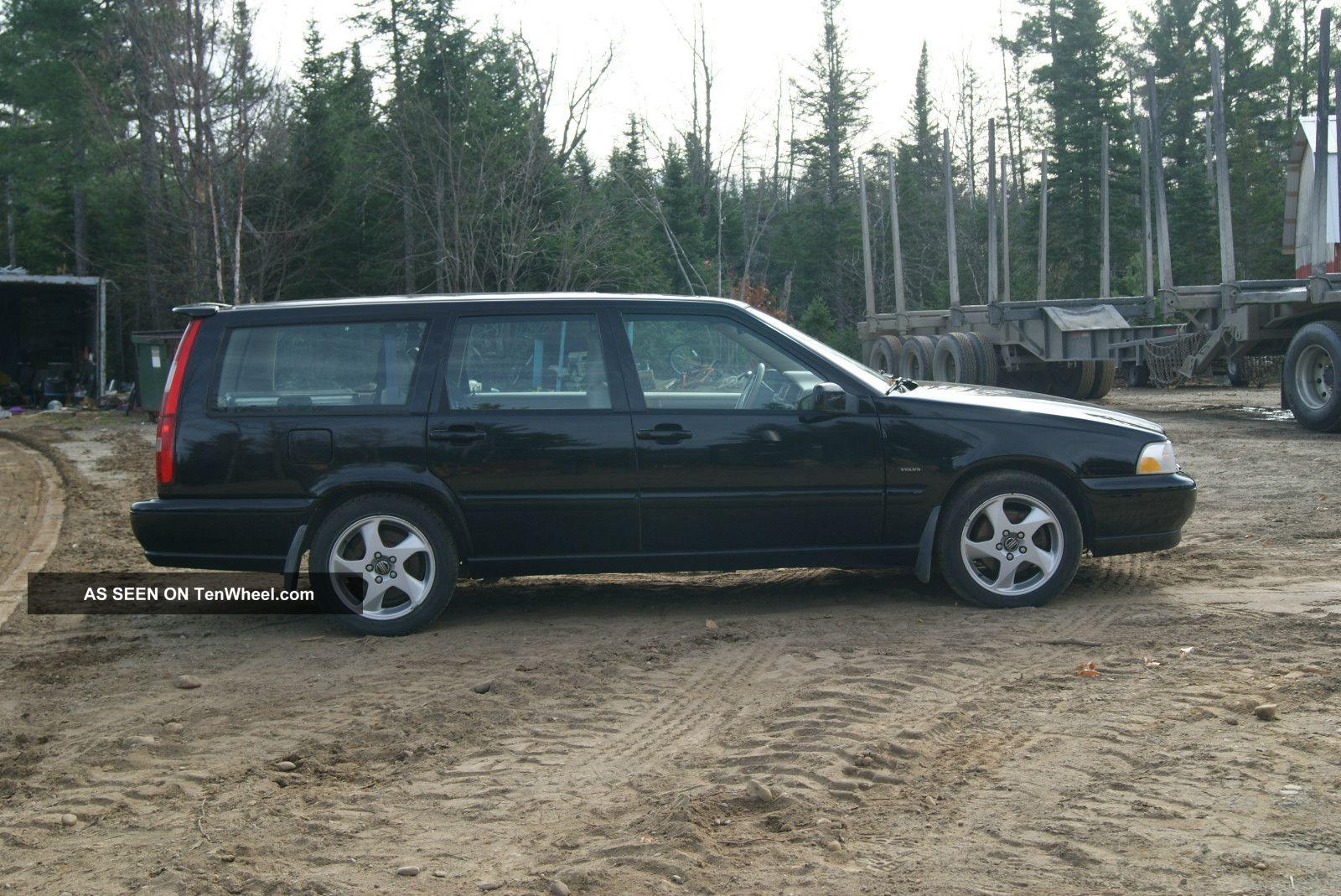 1998 Volvo V70 T5 Wagon 5 Speed