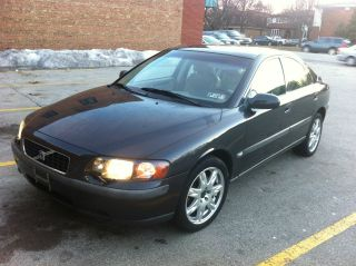 2002 Volvo S60 2.  4t Awd photo