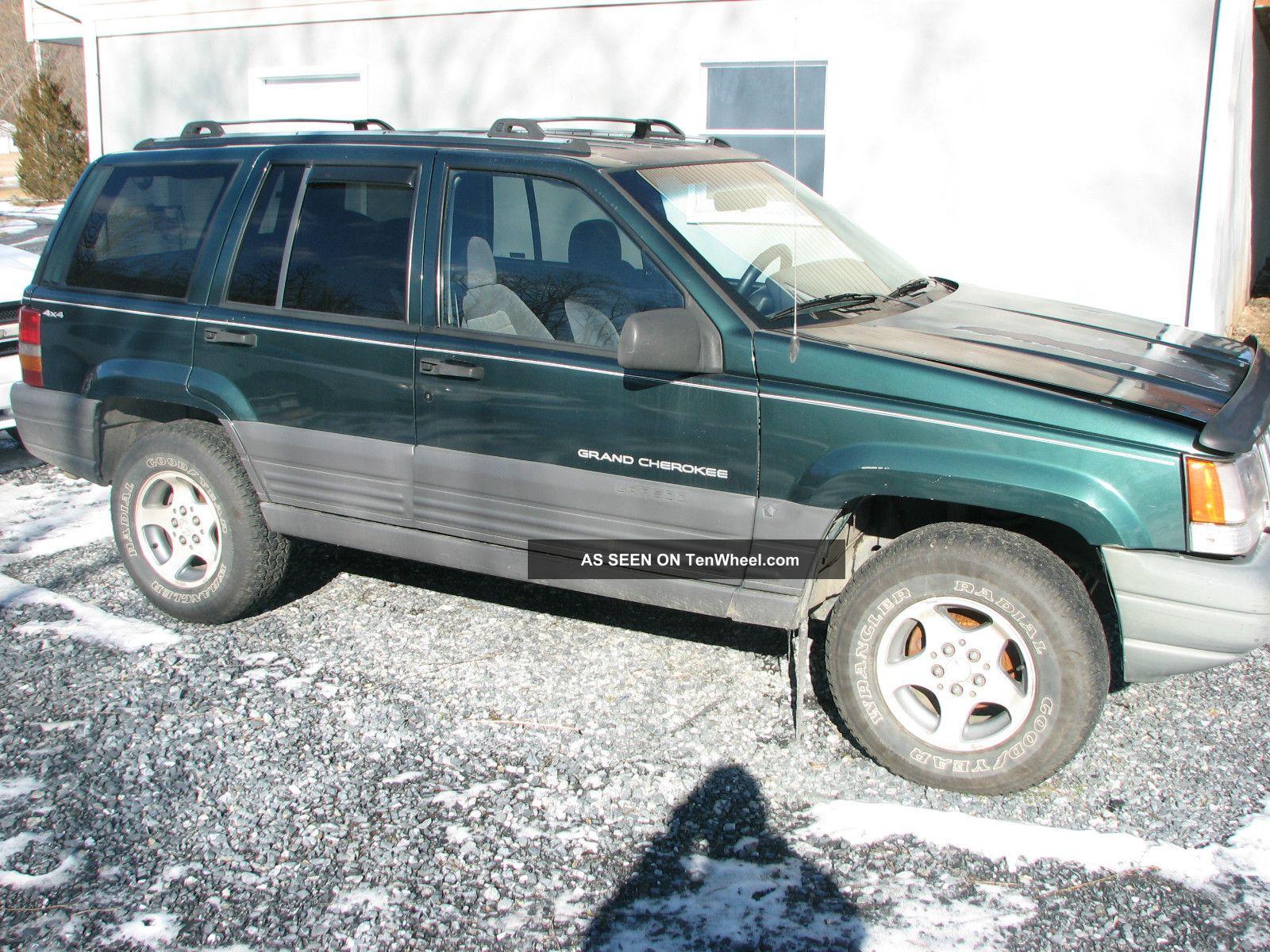 1996 jeep grand cherokee laredo 4x4. Black Bedroom Furniture Sets. Home Design Ideas