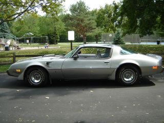 1979 10th Anniversary Edition Trans Am photo