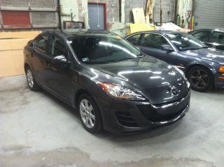 2010 Mazda 3 I Sedan 4 - Door 2.  0l photo