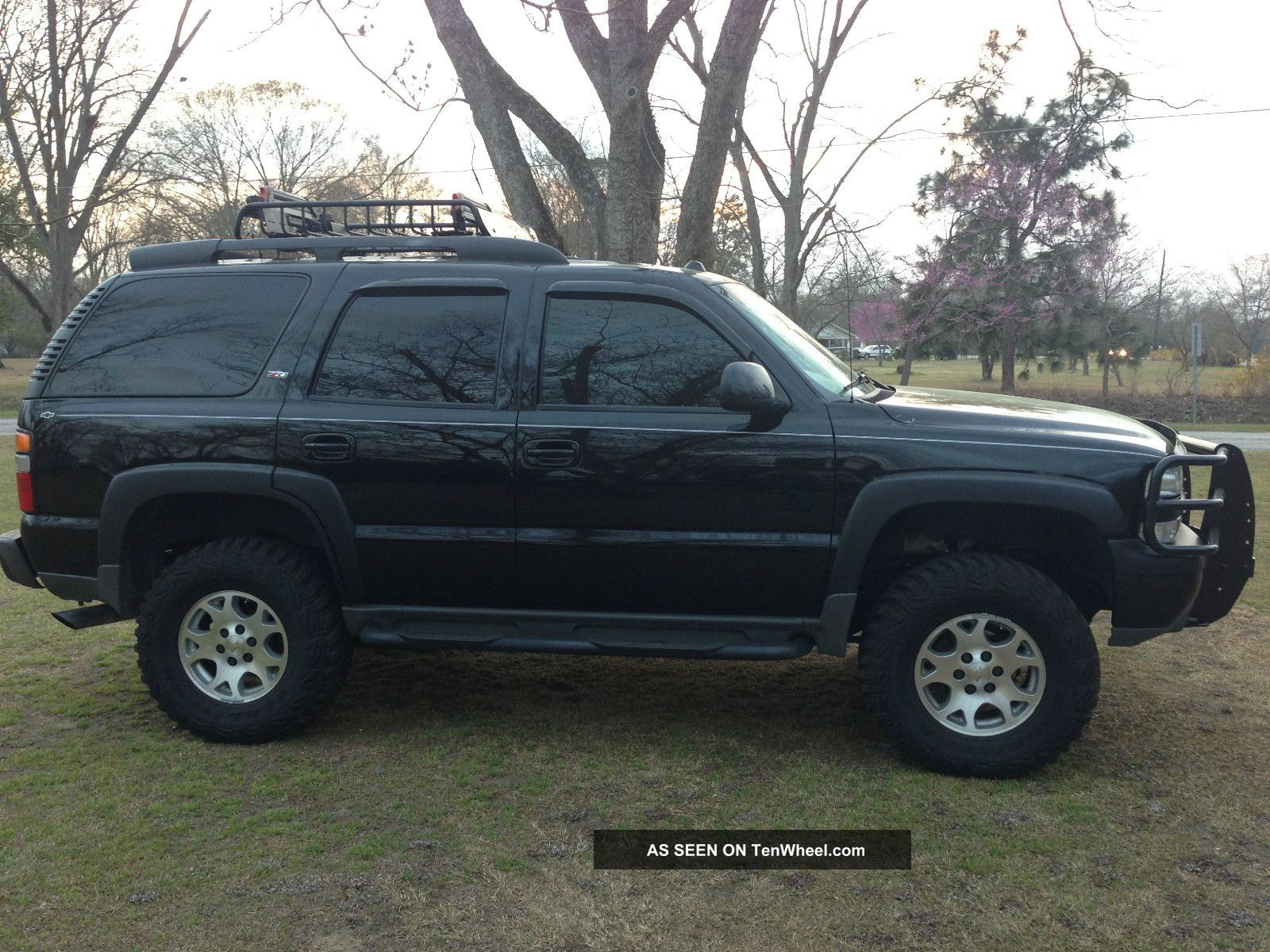 2005 Chevy Tahoe Z71 4x4 Practically
