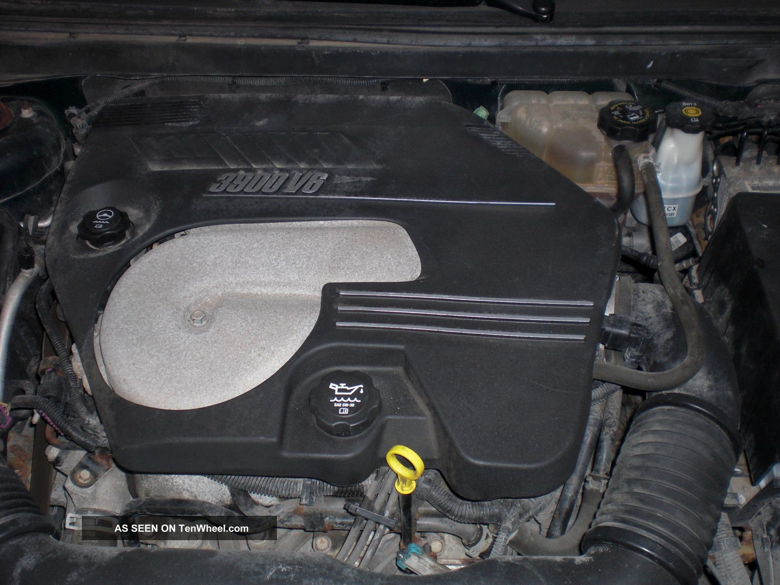 2006 Pontiac G6 Gtp With 3 9 Liter Motor And 6 Speed