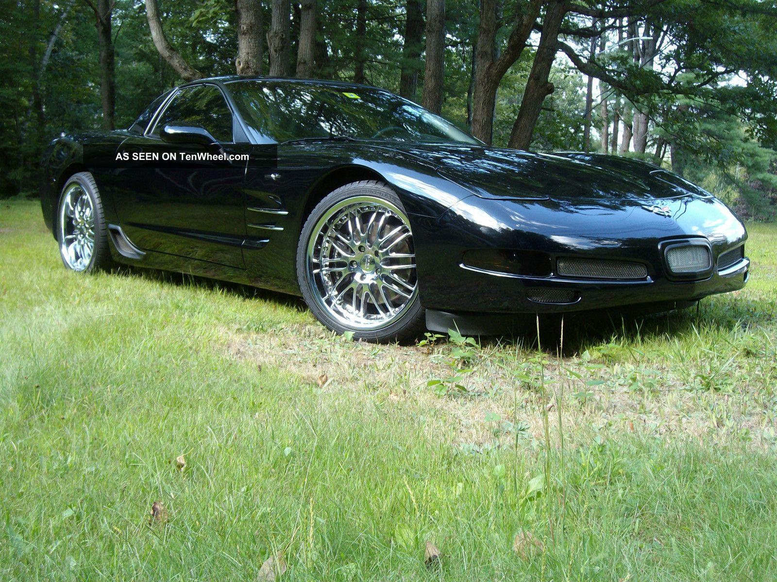 1999 Frc Chevrolet Corvette Corvette photo