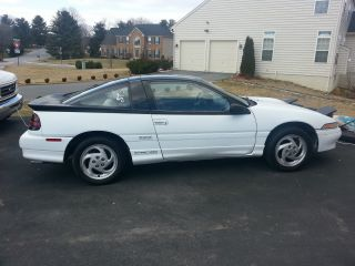 1991 Eagle Talon Tsi Hatchback 3 - Door 2.  0l photo