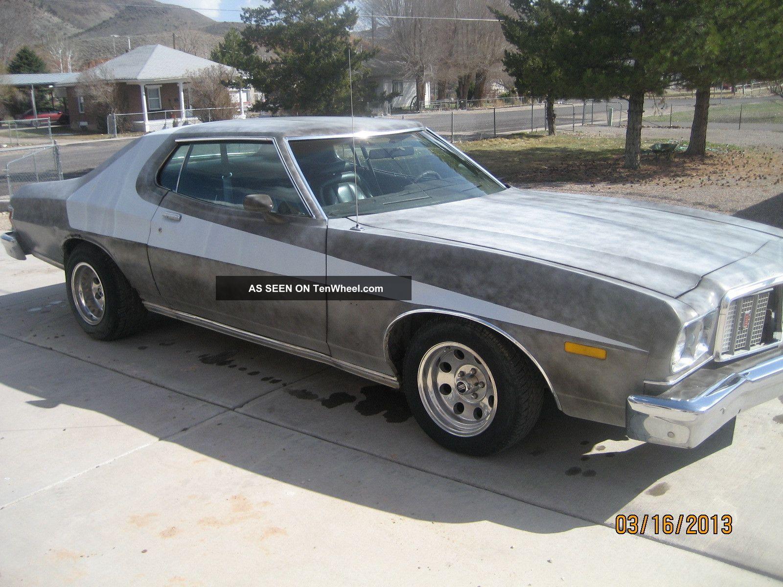 1976 Ford Gran Torino Elite For Sale | www.jpkmotors.com