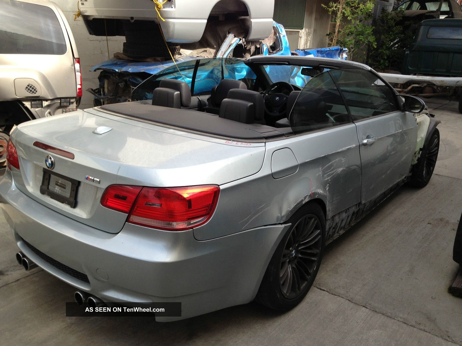 2008 bmw m3 base convertible 2 door 4 0l. Black Bedroom Furniture Sets. Home Design Ideas