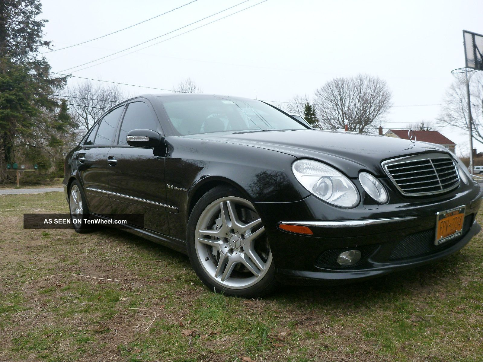 2005 e55 amg mercedes benz sedan 4 door 5 5l for 2005 mercedes benz e55 amg