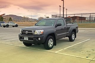 how long is a toyota tacoma page 2. Black Bedroom Furniture Sets. Home Design Ideas