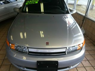 2000 Saturn Ls2 Base Sedan 4 - Door 3.  0l photo