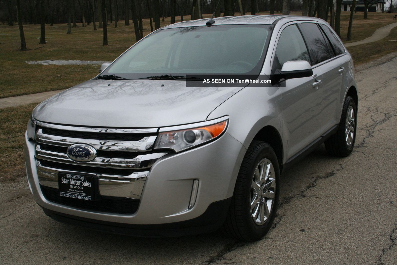 2012 Ford Edge, Edge photo