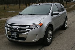 2012 Ford Edge, photo