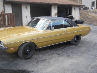 383 Big Block 1971 Dodge Dart photo