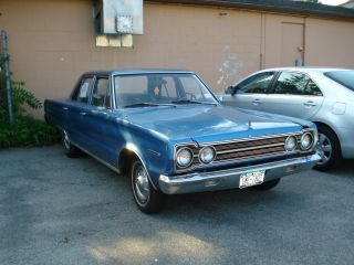 1967 Plymouth Belvedere Ii Base 4.  5l photo
