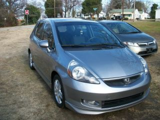 2007 Honda Fit Sport Hatchback 4 - Door 1.  5l (336 307 1842) Me photo