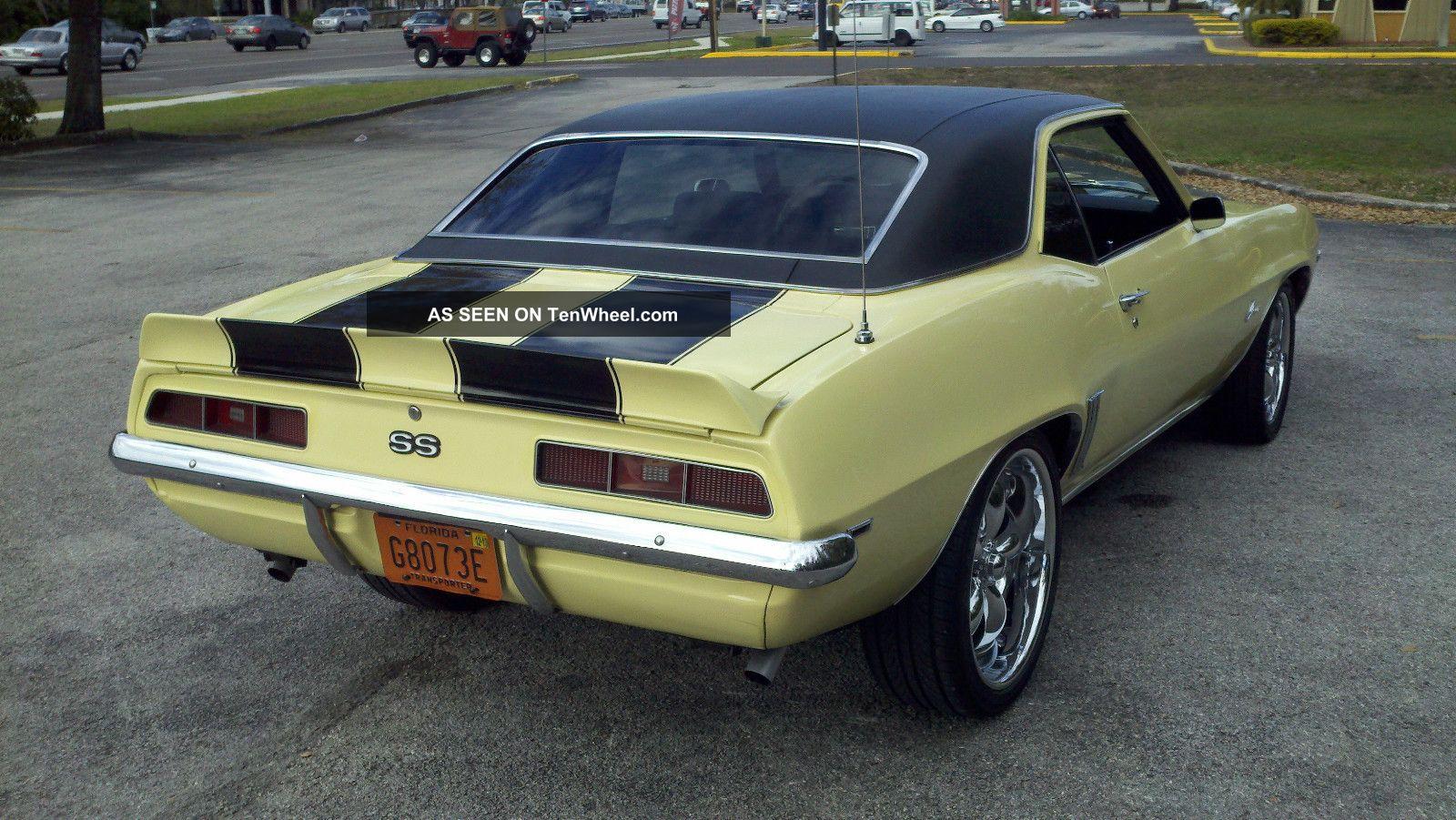 1969 Camaro Ss Camaro photo 9