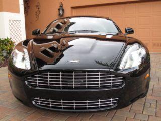 2011 Aston Martin Rapide Base Sedan 4 - Door 6.  0l photo