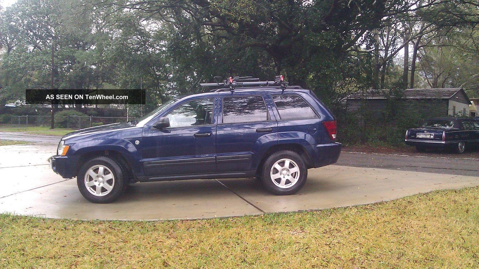 2005 Jeep Grand Cherokee Laredo Sport Utility 4 Door 7l 4x4