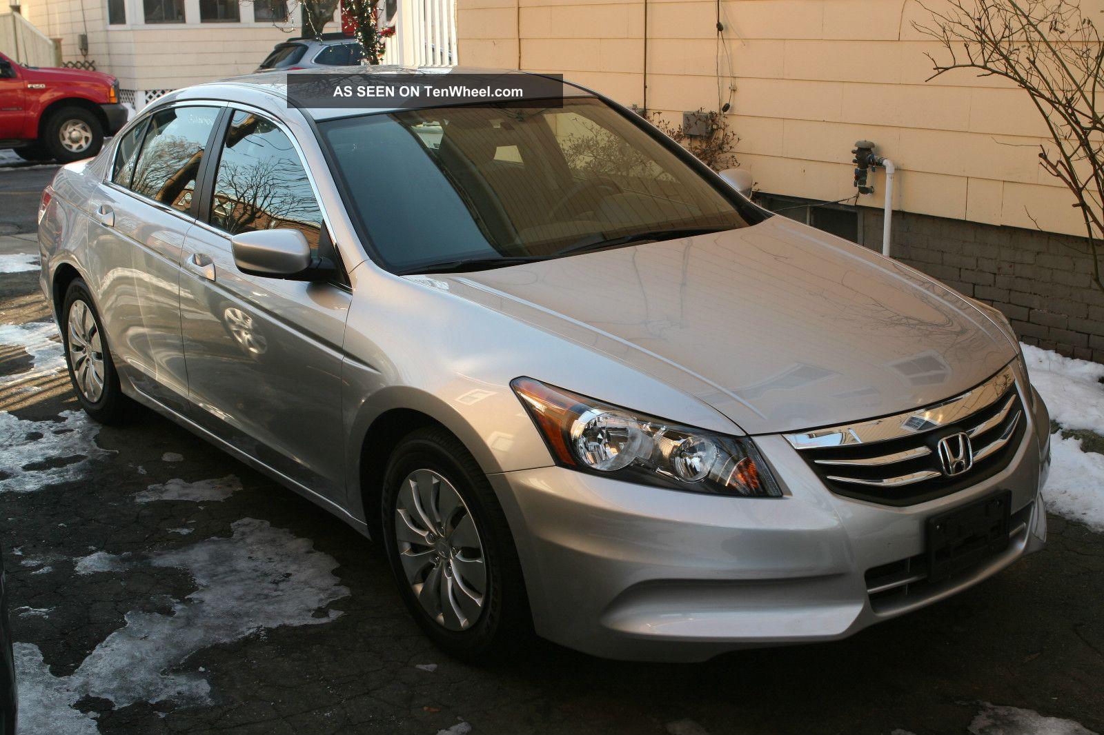 2011 Honda Accord Lx Sedan 4 Door 2 4l
