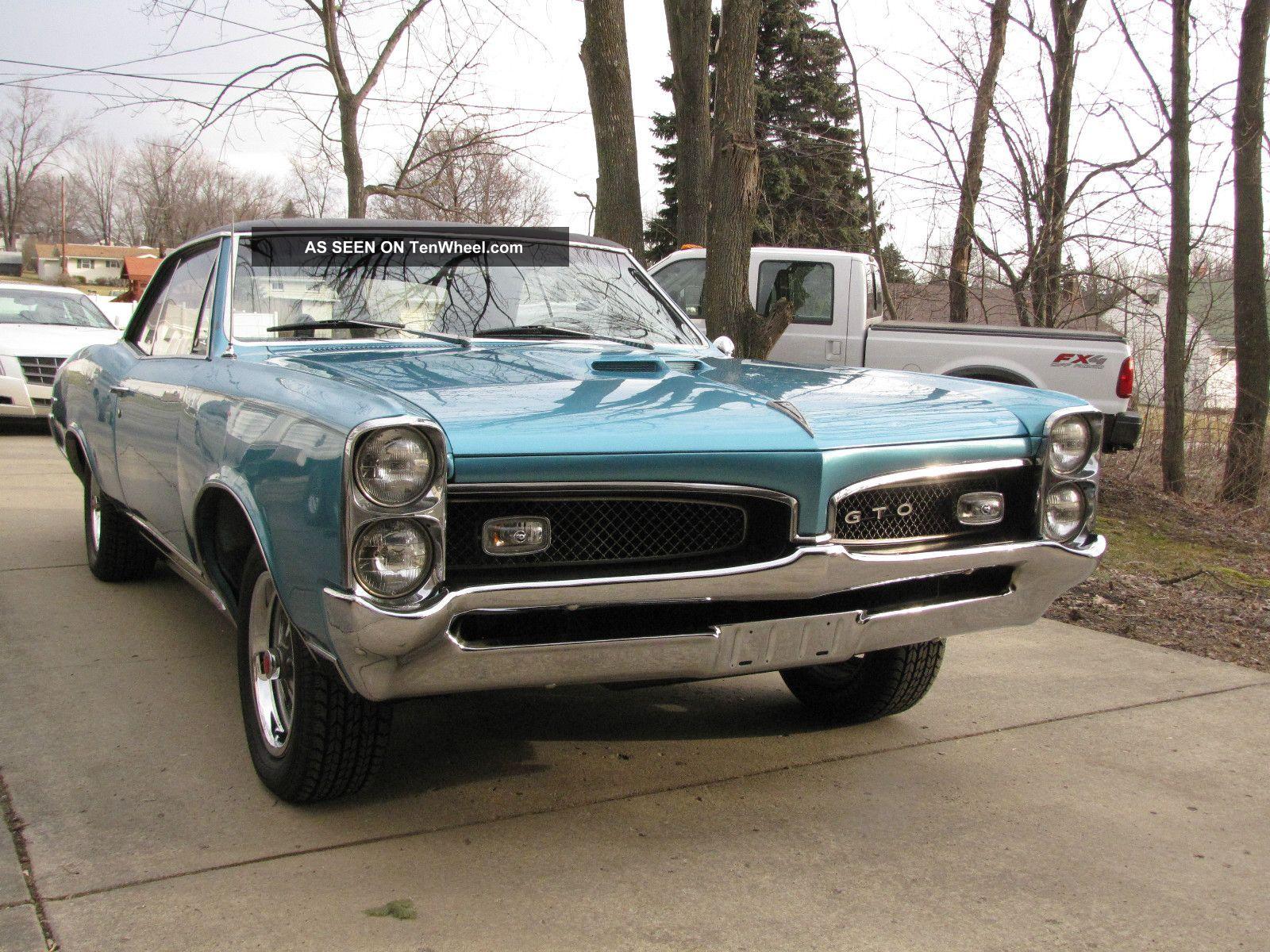 1967 pontiac gto traction - photo #49