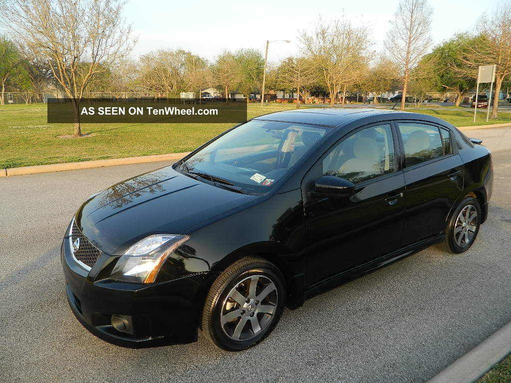 2012 nissan sentra 2 0 special edition navi bt alloys. Black Bedroom Furniture Sets. Home Design Ideas