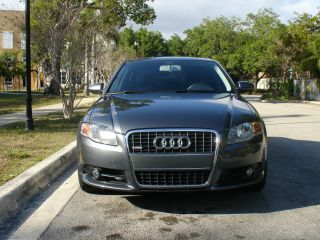 2008 Audi A4 Sedan 4 - Door 2.  0l S - Line - Automatic photo