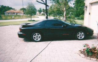 1998 Pontiac Firebird Trans Am Non Ws6 Ls1 photo