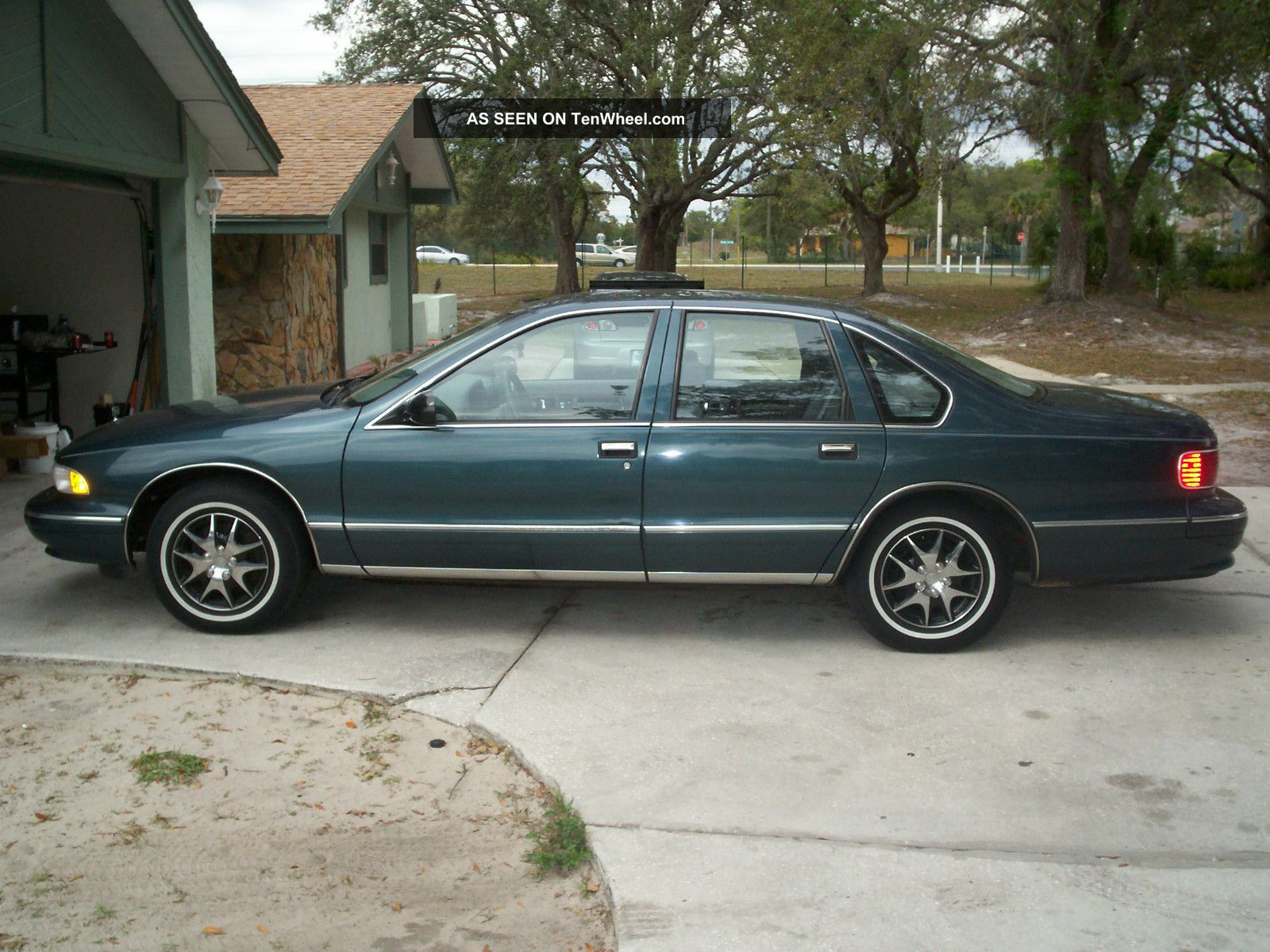 1995 Chevy Caprice Classic Quot Bubble