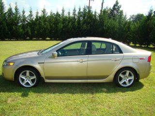 2006 Acura Tl Base Sedan 4 - Door 3.  2 - 6 Cylinders photo