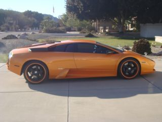 2003 Lamborghini Murcielago Lp 640 Many Upgrades photo