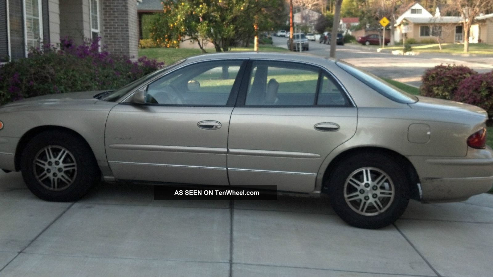 1999 Buick Regal Ls Sedan 4 Door 3 8l