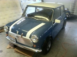 1975 Leyland Mini 1275cc,  90% photo
