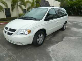 2005 Dodge Grand Caravan Sxt Low Millage Dvd Auctionfl Car No Rust photo