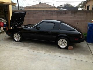 1985 Turbo Mazda Rx - 7 Gs Coupe 2 - Door 1.  1l photo