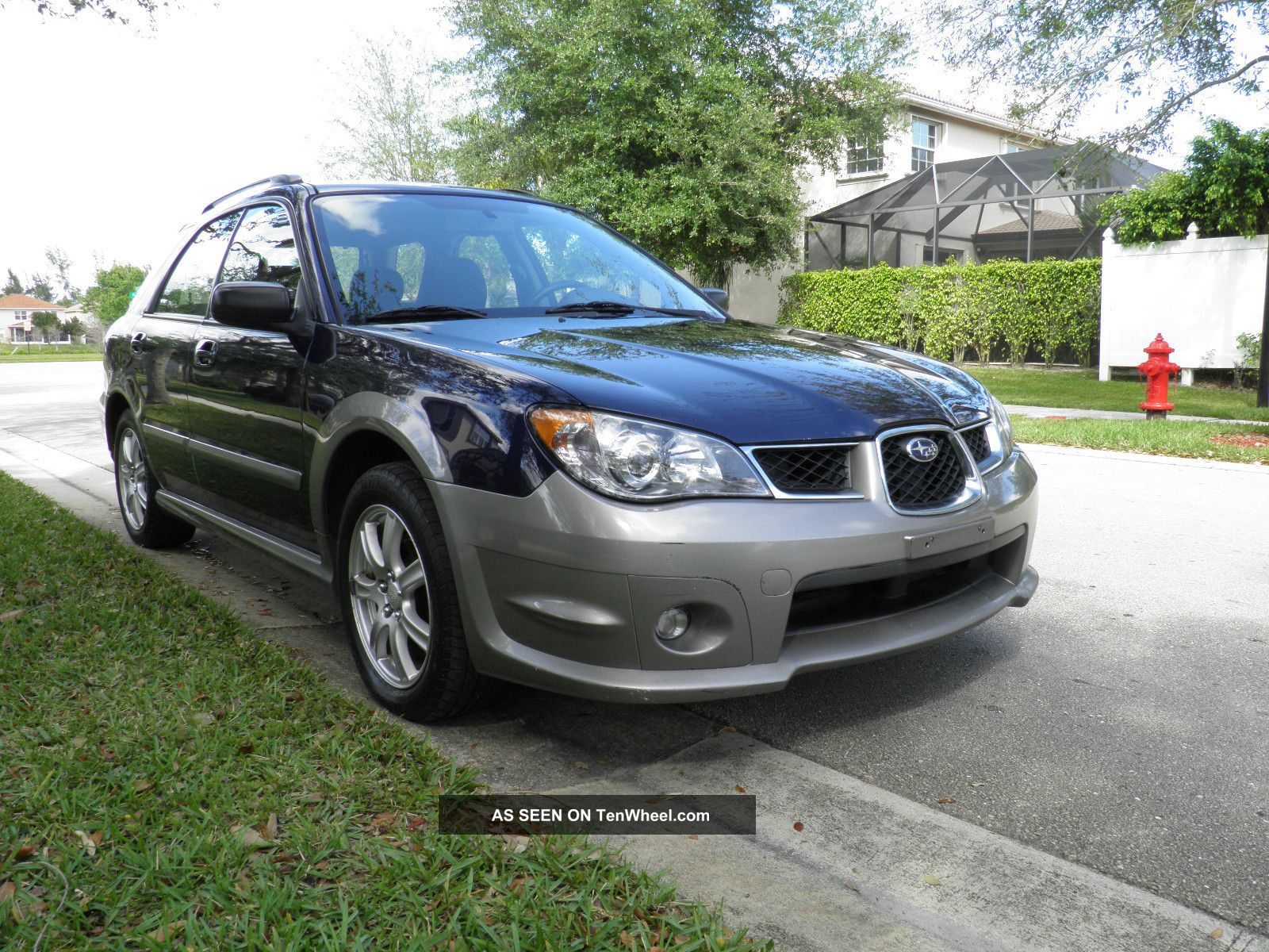 2006 subaru impreza outback outback special edition. Black Bedroom Furniture Sets. Home Design Ideas