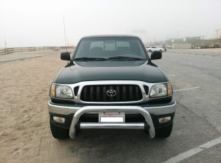 2001 Toyota Tacoma Pre Runner Crew Cab Pickup 4 - Door 3.  4l photo