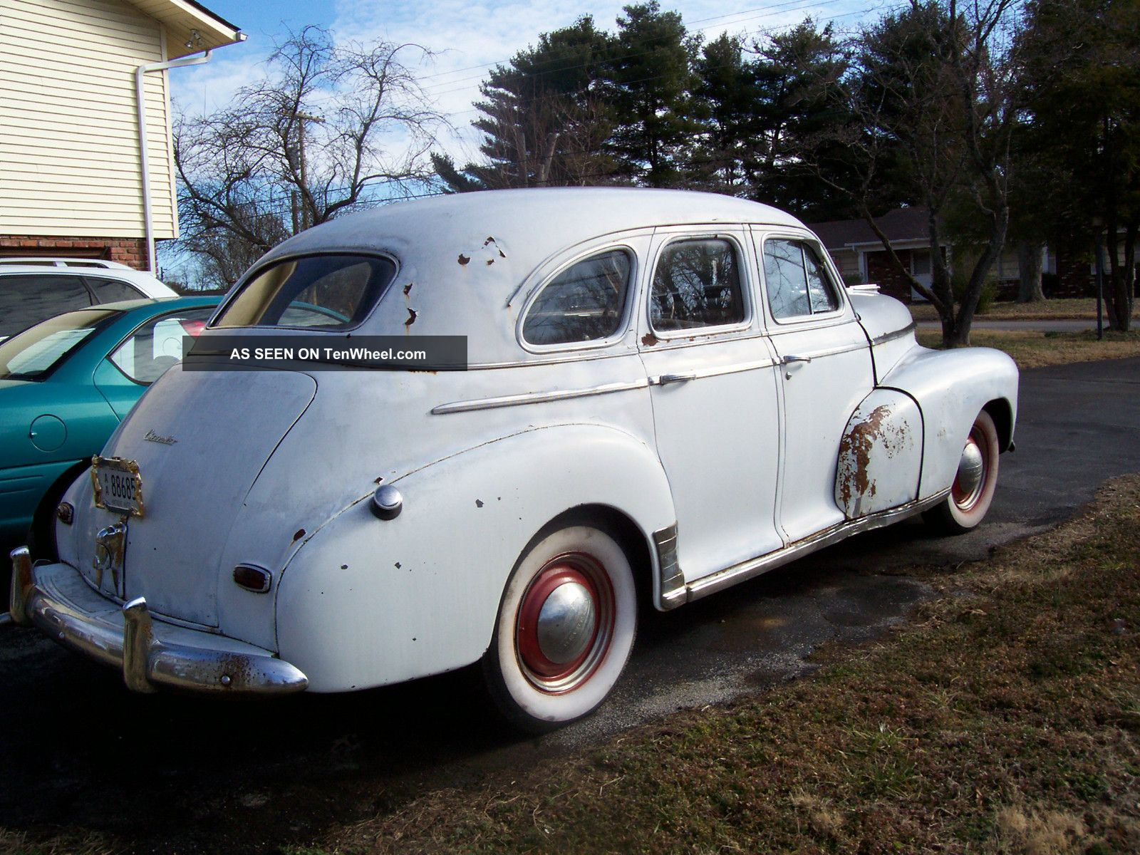 1946 chevrolet fleetmaster for 1946 chevy 4 door sedan