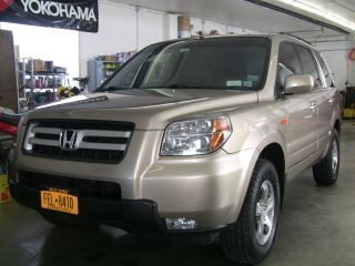2007 Honda Pilot Ex Dvd Very photo