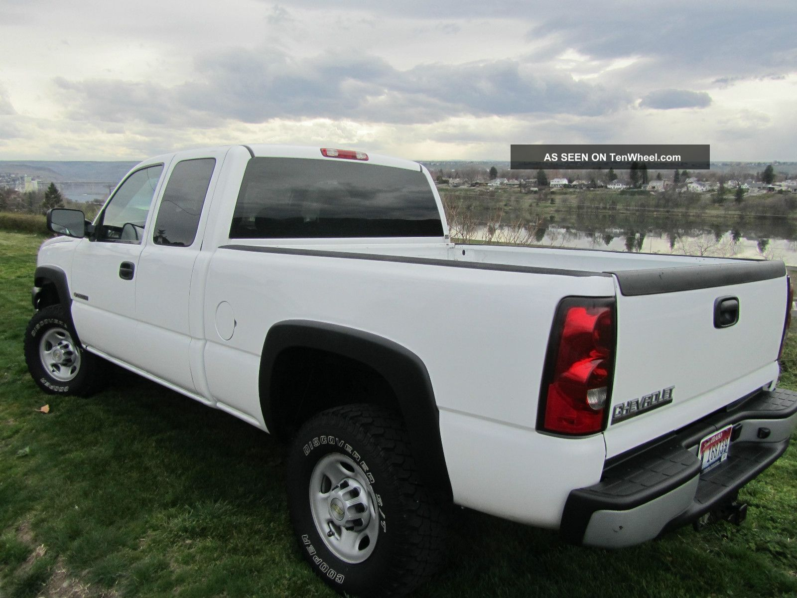 2006 chevy 2500 hd