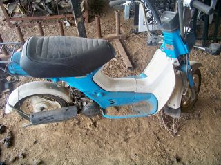Honda Barbie Moped 90cc ?? Moped 1980 - 1985 ?? photo