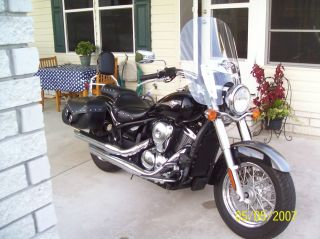 2012 Kawaski 900 Classic Lt,  Efi photo