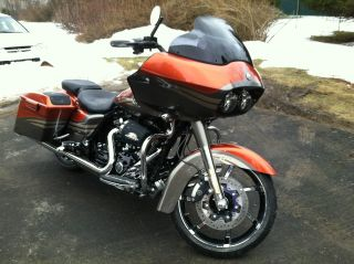 2013 Road Glide Fltrxse2 Cvo Road Glide photo