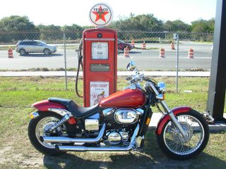 2006 Vt750dcb6,  Honda Shadow Spirit photo