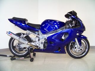 2002 Suzuki Gsxr600 Superbike Supersport 600 photo
