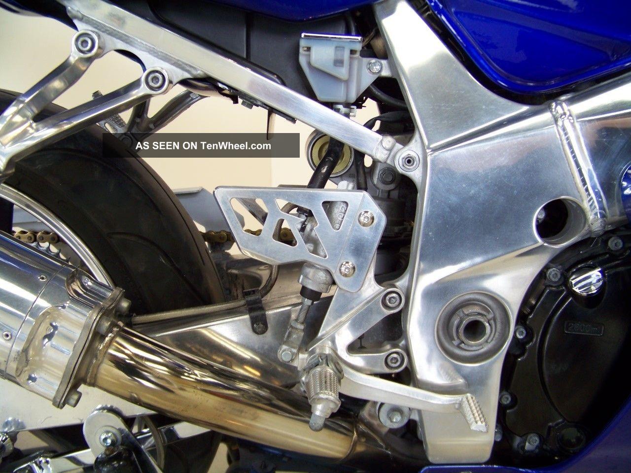 2002 Suzuki Gsxr600 Superbike Supersport 600