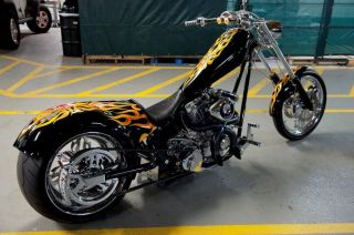 2003 Texas Customized Texas Chopper photo