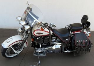 1997 Harley Davidson Softail Cruiser photo