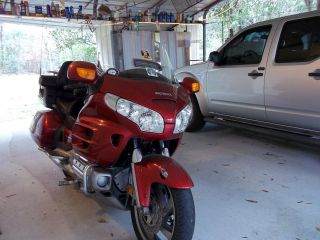 2008 Honda Goldwing 1800 Gl photo