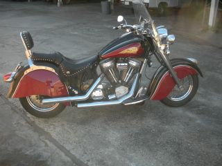 2003 Indian Motorcycle. . . . . . .  This Is A.  Bike photo