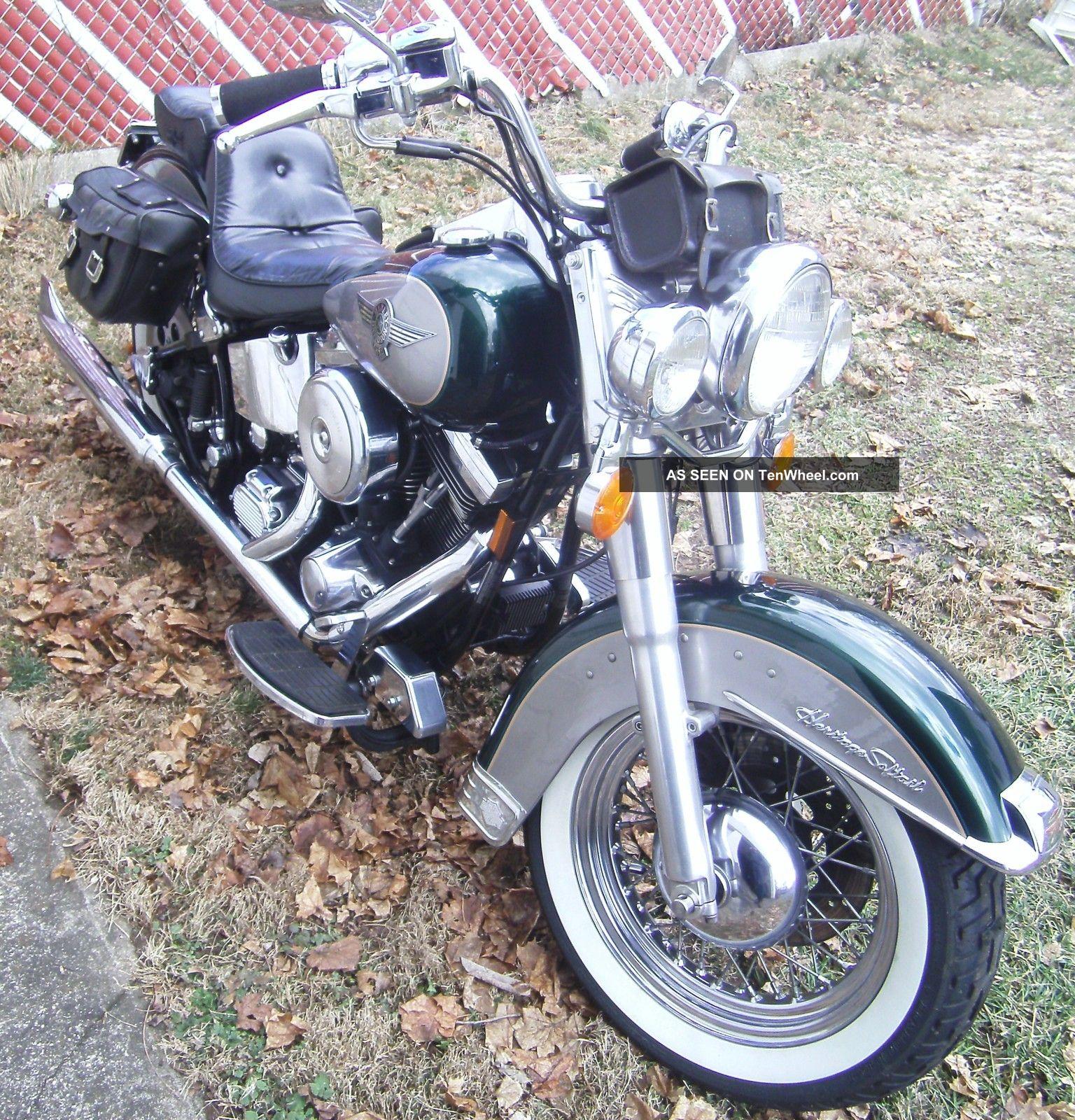 1996 Harley Davidson Softail Nostalgia Flstn